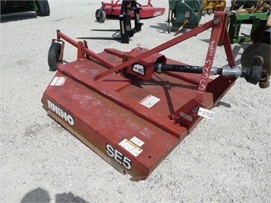RHINO SE5 For Sale - 5 Listings | TractorHouse com - Page 1 of 1