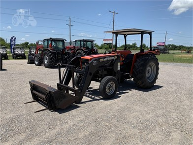 AGCO ALLIS 40 HP To 99 HP Tractors For Sale - 15 Listings
