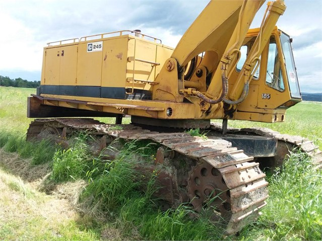 1974 CAT 245 For Sale In Albany, New York | MachineryTrader