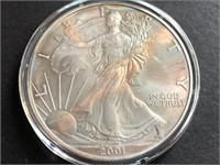 July´s Coin Auction