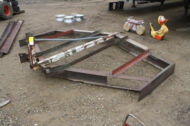 3 PT HOMEMADE LAND PLANE - 7FTx11FT | HiBid Auctions