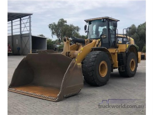 2011 Caterpillar 972K - Heavy Machinery for Sale