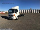 2013 Hino 500 Series 1124 FD Cab Chassis