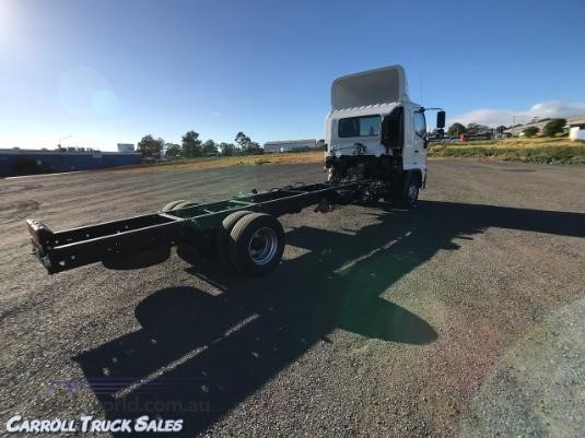 2013 Hino 500 Series 1124 FD Carroll Truck Sales Queensland - Trucks for Sale