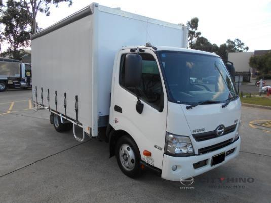 2016 Hino 300 Series 616 City Hino - Trucks for Sale