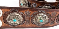 Jewelry Vintage Sterling Silver Rodeo Belt Buckle