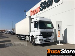 Mercedes-benz Axor 2543  used