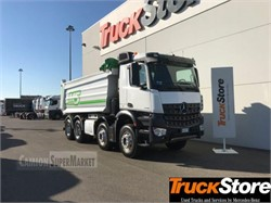 MERCEDES-BENZ AROCS 4145  used