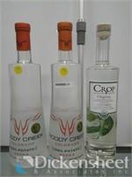 (2) Woody Creek 100% Potato Vodka,
