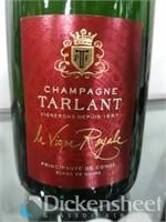 Champagne Tarlant la vigne royale