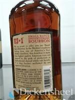 (3) Michters Kentucky bourbon whiskey, 750ML