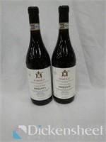(2) 2012 Barolo Brezza Cannubi, 750ML, $ 132.00