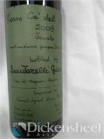 (2) 2008 Rosso Ca Del Jeneto 750ML, $ 188.00