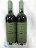 (2) 2008 Rosso Ca Del Jeneto 750ML, $ 188.00 retai
