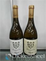 (2) 2012 Sigrid Chardonnay