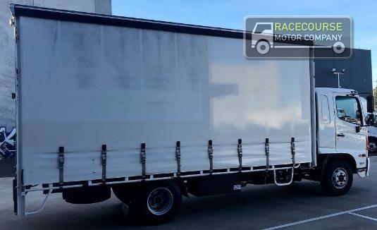 2009 Hino 500 Series 1024 FD Racecourse Motor Company - Trucks for Sale