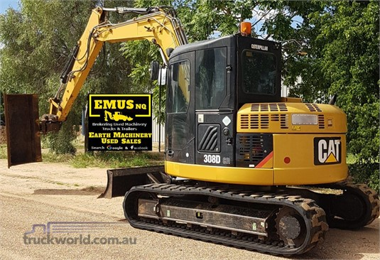2011 Caterpillar 308D CR - Heavy Machinery for Sale