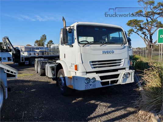 2012 Iveco Acco 2350G - Truckworld.com.au - Trucks for Sale
