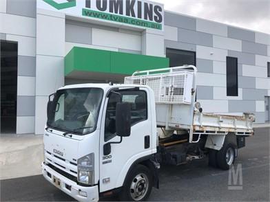 ISUZU Dump Trucks For Sale - 22 Listings | MarketBook ca - Page 2 of 1
