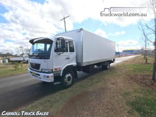 2010 Nissan Diesel UD PK9 Carroll Truck Sales Queensland - Trucks for Sale