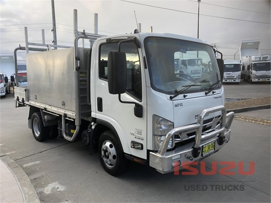 2015 Isuzu NPR Used Isuzu Trucks - Trucks for Sale