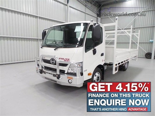 2019 Hino 300 Series 717 - Trucks for Sale