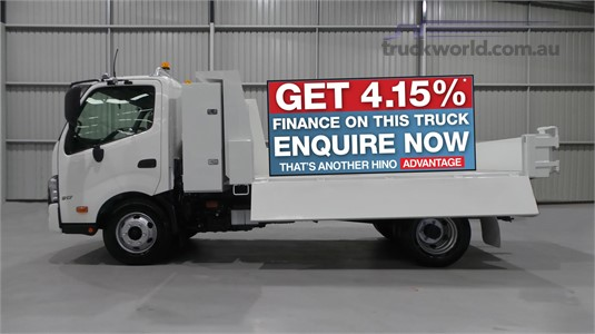 2019 Hino 300 Series 917 Medium - Trucks for Sale