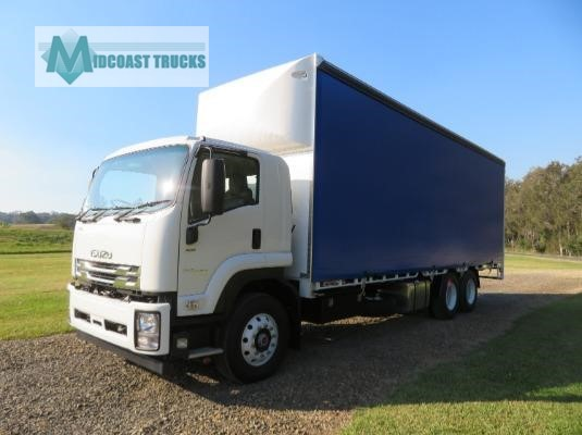 2019 Isuzu FVL 240 300 AUTO LWB Midcoast Trucks - Trucks for Sale