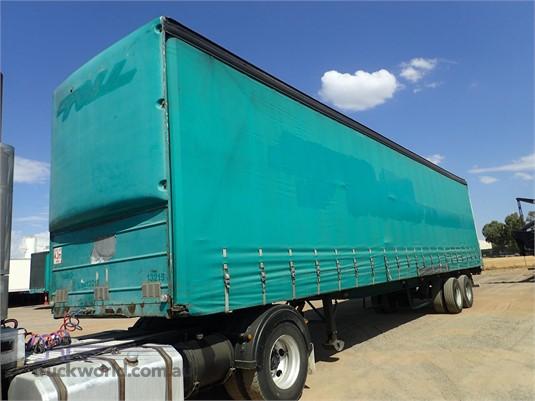 1991 Freighter Curtainsider Trailer - Truckworld.com.au - Trailers for Sale
