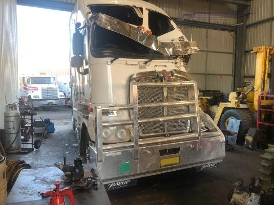 2015 Kenworth K200 - Wrecking for Sale