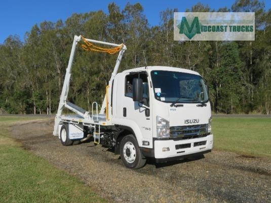 2019 Isuzu FSR 140 120-260 Auto MWB Midcoast Trucks - Trucks for Sale