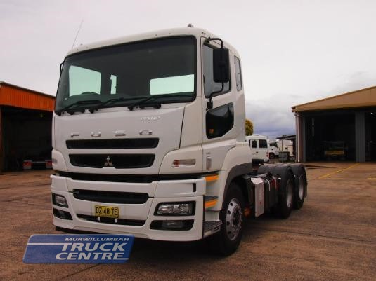 2014 Fuso FV54 Murwillumbah Truck Centre - Trucks for Sale
