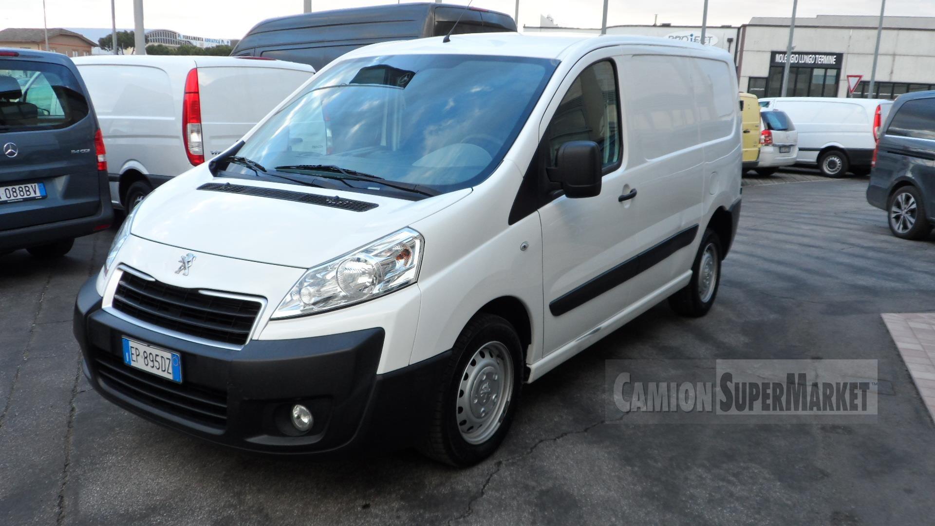 Peugeot EXPERT used 2012