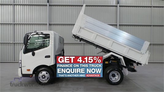 2019 Hino 300 Series 617 - Trucks for Sale