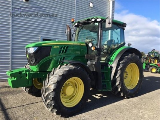 2014 John Deere 6150R Farm Machinery for Sale