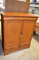"Entertainment Unit 45""x23""x53"" Tall"