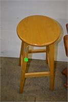 Bench, Stool & Small Table