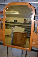"""Dresser 19""""x72""""x34"""" Tall  with Mirror"""