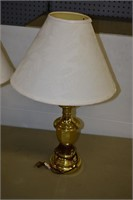 (2) Table Lamps with Shades