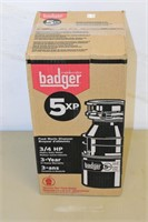 Badger Food Waste Disposer
