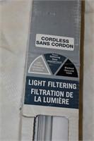 Light Filtering Vinyl Blind