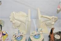 Porcelain Horses & Other Horse Décor