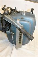 Marine Fuel Tank & Outboard Motor 7.5HP