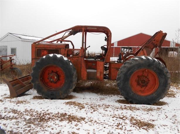 TIMBERJACK 207A Skidders Logging Equipment For Sale - 2