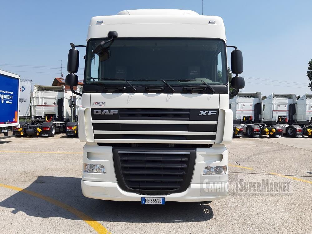 Daf XF105.460 used 2013 Lombardia