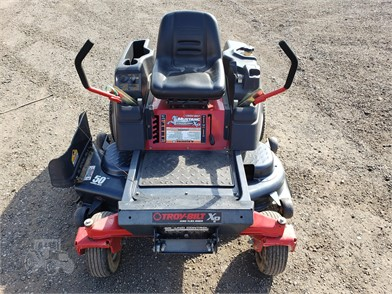 TROY BILT Zero Turn Lawn Mowers For Sale - 10 Listings