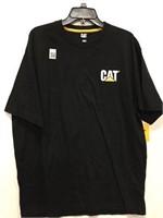 CAT MEN'S SHIRT 2XL