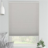 CLASSIC LIGHT CORDLESS CELLULAR SHADE APPROX 23''