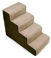 DALLAS MANUFACTURING 4 STEP HOME DECOR PET STEPS