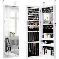 FULL-LUNGTH MIRROR JEWERLY ARMOIRE